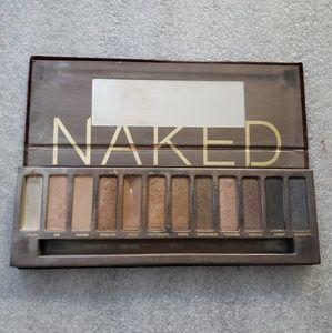 UD Naked palette original